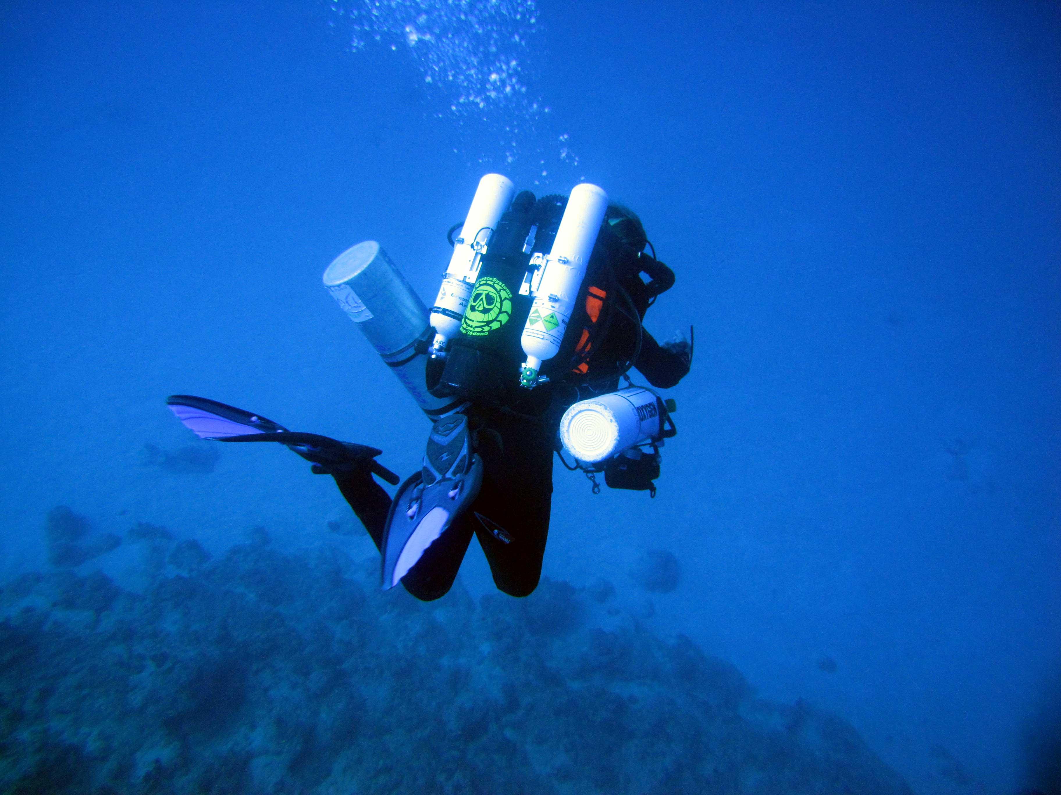 Tri Mix Ed : Plongée sous marine croisières mer rouge la